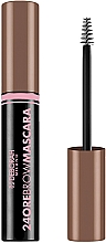 Düfte, Parfümerie und Kosmetik Augenbrauen-Mascara - Deborah 24ore Brow Mascara