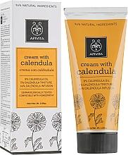 Düfte, Parfümerie und Kosmetik Körpercreme mit Ringelblume - Apivita Healthcare Cream with Calendula