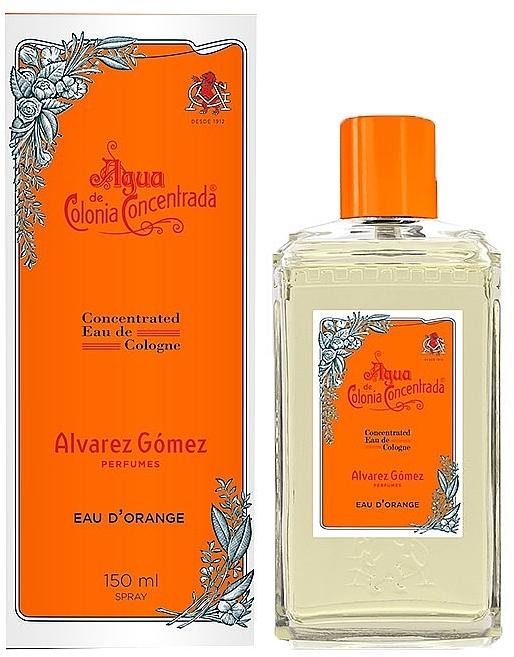 Alvarez Gomez Agua de Colonia Concentrada Eau D'Orange - Eau de Cologne