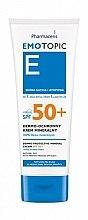 Düfte, Parfümerie und Kosmetik Schützende Mineral-Creme zur Minimierung von Hautirritationen für Körper und Gesicht SPF 50+ - Pharmaceris Emotopic Mineral Protection Cream SPF 50+