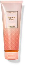 Düfte, Parfümerie und Kosmetik Bath and Body Works Champagne Toast Ultra Shea - Parfümierte Körpercreme mit Sheabutter