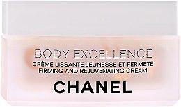 Straffende und verjüngende Körpercreme - Chanel Body Excellence Body Firming Cream — Bild N2