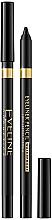 Düfte, Parfümerie und Kosmetik Wasserfester Augenkonturenstift - Eveline Cosmetics Eyeliner Pencil Waterproof
