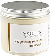 Düfte, Parfümerie und Kosmetik Creme-Maske für das Gesicht mit Rosskastanie und Arnika - Yamuna Horse Chestnut & Arnica Cream Mask