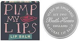 Düfte, Parfümerie und Kosmetik Lippenbalsam mit Mandelöl und Vitamin E - Bath House Sugar Fruits Balm
