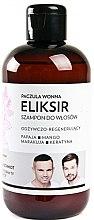 Düfte, Parfümerie und Kosmetik Pflegendes und regenerierendes Shampoo mit Keratin und Fruchtextrakt - WS Academy Patchouli Elixir Wash