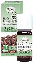 Düfte, Parfümerie und Kosmetik Organisches ätherisches Öl mit Nelke - Galeo Organic Essential Oil Clove