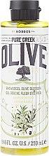 Düfte, Parfümerie und Kosmetik Straffendes Duschgel mit Olivenblattextrakt - Korres Pure Greek Olive Blossom Shower Gel