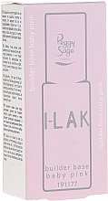 Düfte, Parfümerie und Kosmetik Nagelunterlack - Peggy Sage I-Lak UV/LED