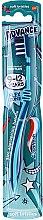 Düfte, Parfümerie und Kosmetik Kinderzahnbürste weich 9-12 Jahre dunkelblau - Aquafresh Advance