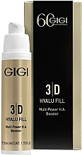 Düfte, Parfümerie und Kosmetik Straffender Gesichtsreme-Filler mit Hyaluronsäure - Gigi 3D Hyalu Fill Multi Power H.A. Booster