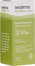 Anti-Aging Gesichtsserum mit Liposomen - SesDerma Laboratories Factor G Renew Rejuvenating Serum — Bild N3