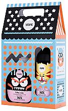 Düfte, Parfümerie und Kosmetik Körperpflegeset - Yope Kids Gift Set (Flüssigseife 400ml + Duschgel 400ml)