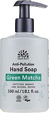 Düfte, Parfümerie und Kosmetik Flüssige Handseife mit grünem Matchatee - Urtekram Green Matcha Anti-Pollution Liquid Hand Soap