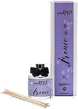 Düfte, Parfümerie und Kosmetik Aroma-Diffusor mit Holzstäbchen Ironic - PuroBio Cosmetics Ironic Diffuser Home Relaxing