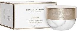 Düfte, Parfümerie und Kosmetik Regenerierender Gesichtsbalsam für die Nacht mit Wassernabel und Lavendel - Rituals The Ritual Of Namaste Ageless Restoring Night Balm