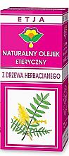 Düfte, Parfümerie und Kosmetik Natürliches ätherisches Teebaumöl - Etja Natural Essential Tea Tree Oil