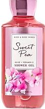 Düfte, Parfümerie und Kosmetik Bath and Body Works Sweet Pea - Duschgel mit Aloe und Vitamin E