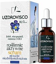 Düfte, Parfümerie und Kosmetik Aktives Gesichtsserum für problematische Haut - Uzdrovisco