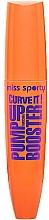 Düfte, Parfümerie und Kosmetik Mascara für geschwungene Wimpern - Miss Sporty Pump Up Booster Curve It Mascara