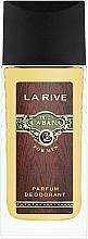 Düfte, Parfümerie und Kosmetik La Rive Cabana - Parfum Deodorant