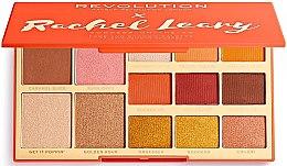 Düfte, Parfümerie und Kosmetik Schminkpalette - Makeup Revolution x Rachel Leary Goddess On The Go