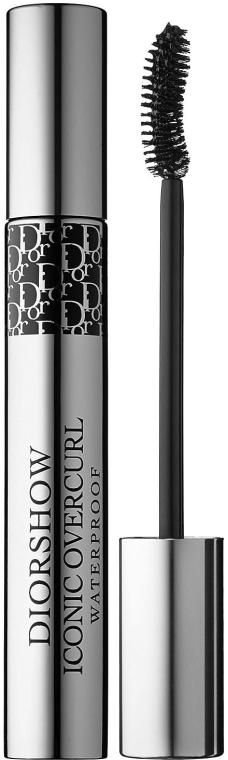 Wasserfeste Wimperntusche - Dior Diorshow Iconic Overcurl Waterproof  — Bild N1
