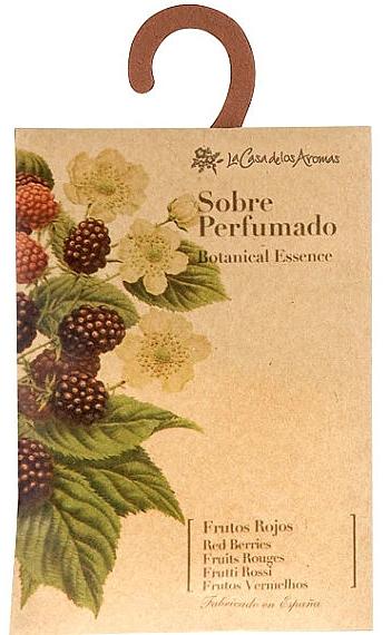 Duftbeutel Erdbeere - La Casa de Los Botanical Essence Red Berries Scented Sachet