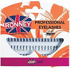 Düfte, Parfümerie und Kosmetik Wimpernbüschel-Set - Ronney Professional Eyelashes 00030