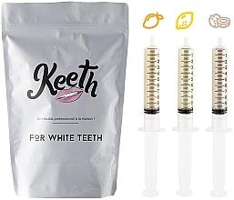 Düfte, Parfümerie und Kosmetik Zahnaufhellungs-Ersatzpatronen-Set - Keeth Exotic Fruit Refill Pack