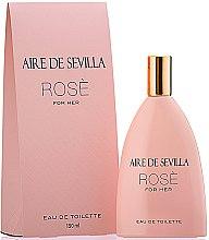 Düfte, Parfümerie und Kosmetik Instituto Espanol Aire de Sevilla Rose - Eau de Toilette