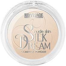 Düfte, Parfümerie und Kosmetik Kompaktpuder für das Gesicht - Luxvisage Silk Dream Nude Skin