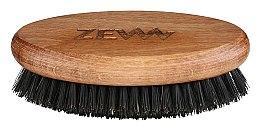 Düfte, Parfümerie und Kosmetik Bart- und Schnurrbartbürste - Zew Brush For Beard And Mustache