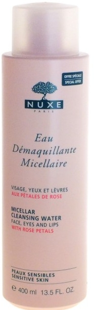 Mizellen-Reinigungswasser mit Rosenblüten - Nuxe Micellar Cleansing Water With Rose Petals — Bild N2