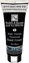 Düfte, Parfümerie und Kosmetik Multi-Vitamin-Handcreme für Männer - Health And Beauty Multi-Vitamin Treatment Hand Cream For Men
