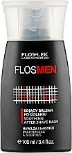 Düfte, Parfümerie und Kosmetik Beruhigender After Shave Balsam - Floslek Flosmen Soothing After Shave Balm