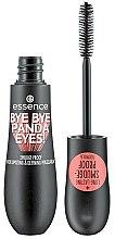 Düfte, Parfümerie und Kosmetik Mascara für definierte & voluminöse Wimpern - Essence Bye Bye Panda Eyes! Smudge-Proof Volumizing And Defining Mascara