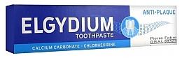 Düfte, Parfümerie und Kosmetik Anti-Plaque Zahnpasta - Elgydium Anti-Plaque Toothpaste