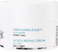 Düfte, Parfümerie und Kosmetik Feuchtigkeitsspendende Tages- und Nachtcreme für trockene Haut - Uroda Moisturizing Face Cream For Dry Skin
