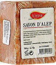 Düfte, Parfümerie und Kosmetik Aleppo Seife mit 1% Lorbeeröl - Alepia Soap 1% Laurel