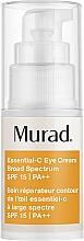 Düfte, Parfümerie und Kosmetik Augenkonturcreme SPF 15 - Murad Environmental Shield Essential-C Eye Cream Board Spectrum SPF15 PA++