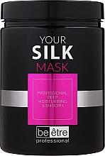 Düfte, Parfümerie und Kosmetik Seidenmaske für trockenes Haar - Beetre Your Silk Mask