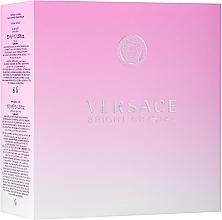 Düfte, Parfümerie und Kosmetik Versace Bright Crystal - Duftset (Eau de Toilette 50ml + Körperlotion 100ml)