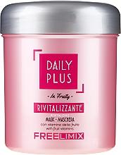 Düfte, Parfümerie und Kosmetik Revitalisierende Haarmaske - Freelimix Daily Plus Mask In-Fruit Revitalizing For All Hair Types