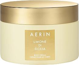 Düfte, Parfümerie und Kosmetik Estee Lauder Aerin Limone Di Sicila - Körpercreme mit Bergamotteduft