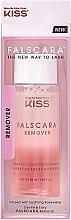 Düfte, Parfümerie und Kosmetik Entferner für Wimpernverlängerung mit Rosenwasser - Kiss Falscara Eyelash Remover