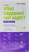 Düfte, Parfümerie und Kosmetik Erfrischende und Energie spendende Gesichtsmaske - Leaders Daily Wonders After Party Mask