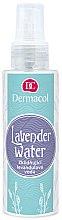 Düfte, Parfümerie und Kosmetik Beruhigendes Lavendelwasser - Dermacol Lavender Water