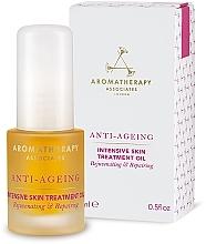 Düfte, Parfümerie und Kosmetik Pflegendes Anti-Aging Gesichtsöl für trockene Haut - Aromatherapy Associates Anti-Age Intensive Skin Treatment Oil