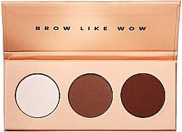 Düfte, Parfümerie und Kosmetik Augenbrauen-Palette - Annabelle Mineral Brows Like Wow